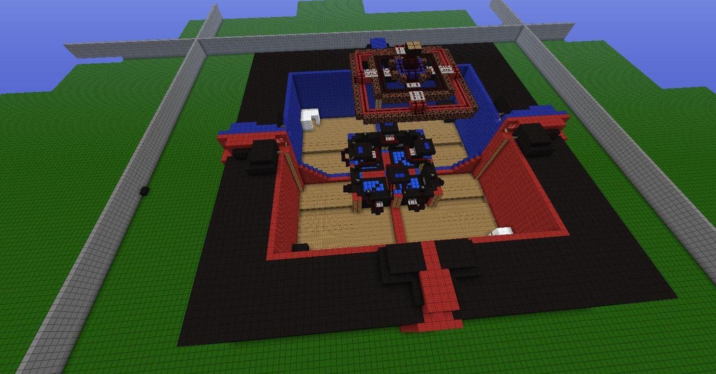 CubeCraft Games