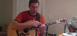 """Play """"Through the Glass"""" by Stonesour on guitar"""