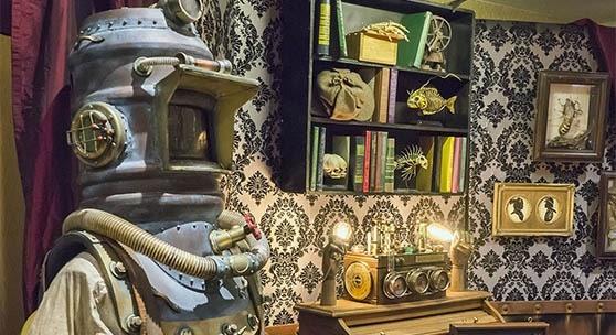 A Visual Tour of Clockwork Alchemy | Stephen Beale