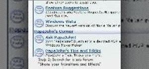 Import custom XML code into Windows Movie Maker