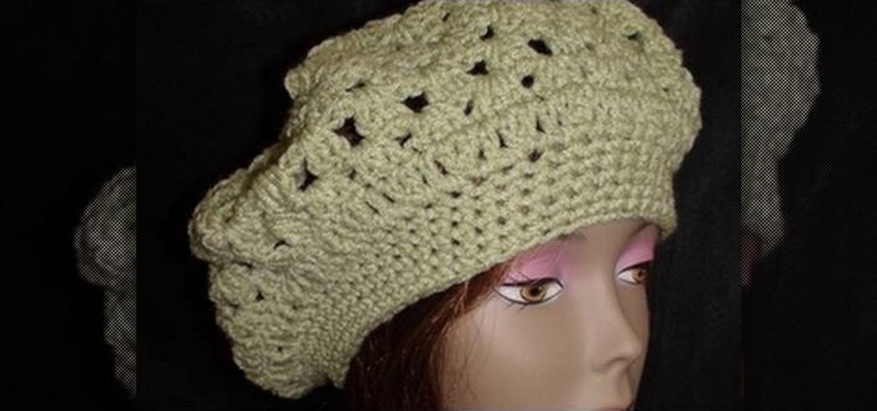 de6c8e3e7c9 How to Crochet a kingston cap « Knitting   Crochet    WonderHowTo