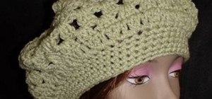 Crochet a kingston cap