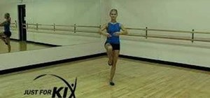 Perform a great pirouette