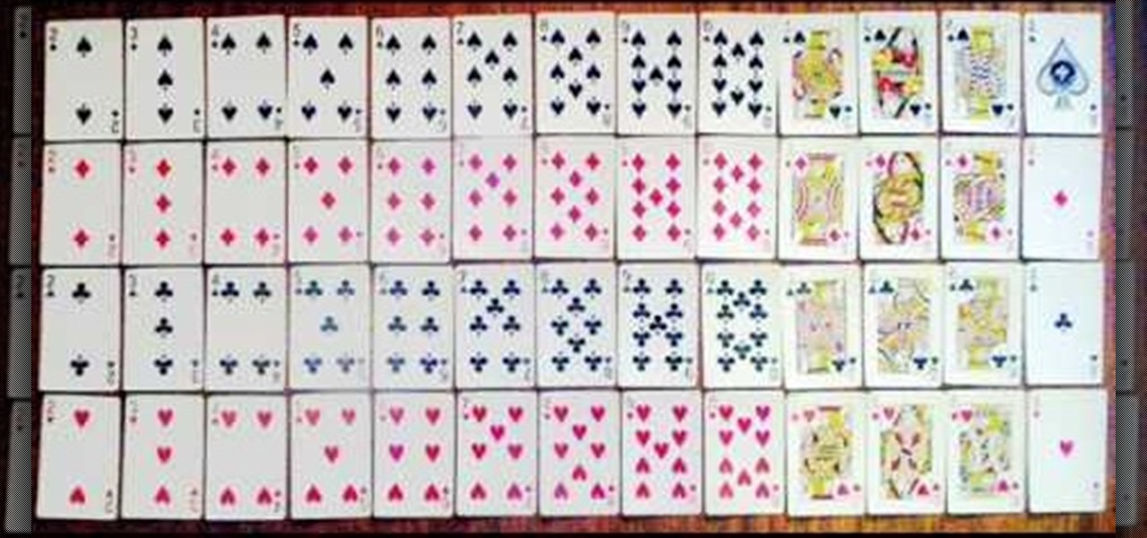 hi-lo method of counting cards mit