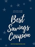 Best Savings Coupon