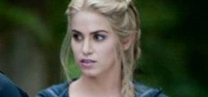"Create Rosalie Cullen's side braid from ""Eclipse"""