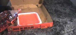 Pull an awesome prank by booby-trapping a pizza box
