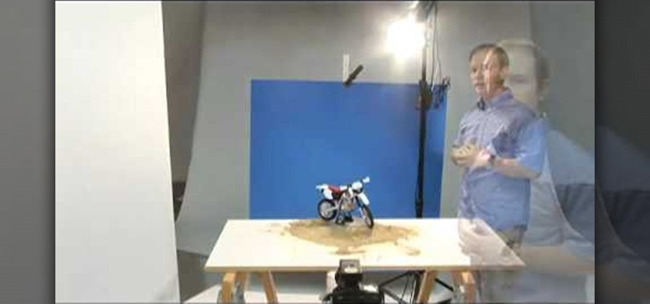 How To Learn Tabletop Studio Photography With Mirrors