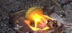 How to Start a Fire with a Lemon