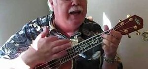 "Play ""Kokomo"" by the Beach Boys on the ukulele"