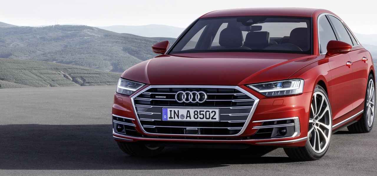 Audi Slaps Silicon Valley with the First Level 3 Debut