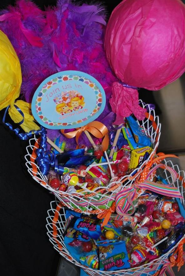 Candyland Party Decorations Diy Candyland themed party