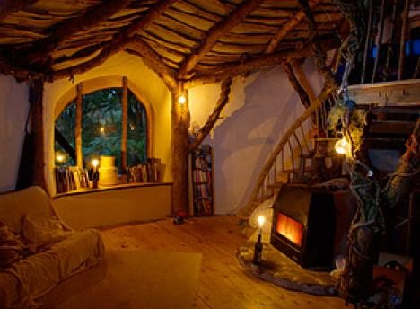 Dream Home...ummm...for Trolls and Treehuggers