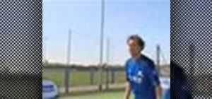 Practice Brazilian soccer skills: Ronaldinho elastic