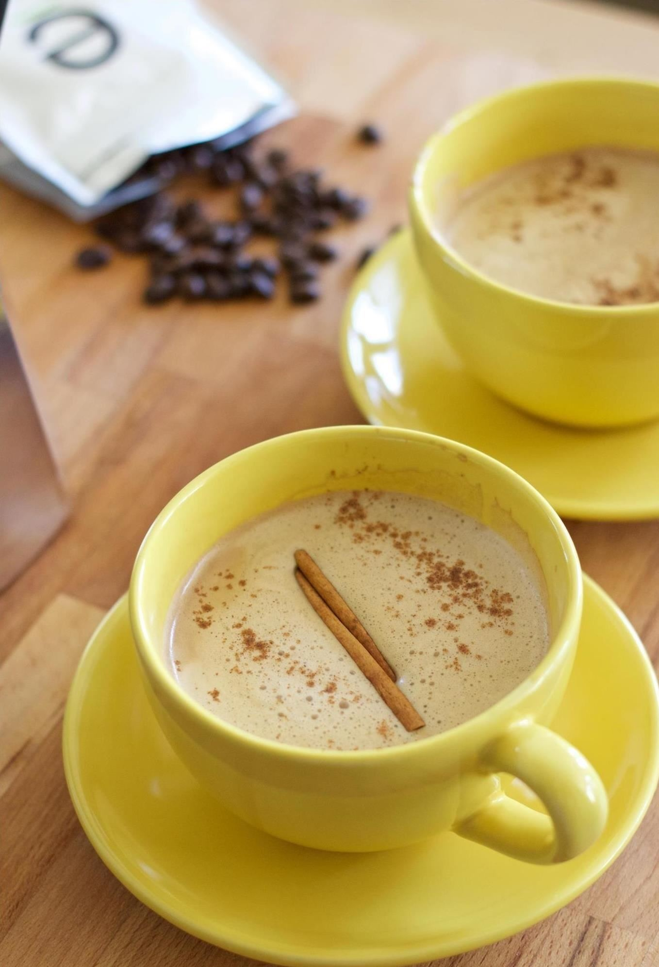how to make your own chai tea latte