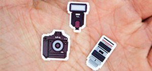 PetaPixel Camera Stickers