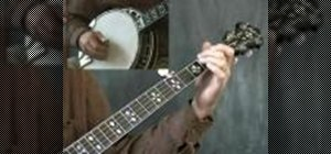 "Play ""Foggy Mountain Breakdown"" on banjo"
