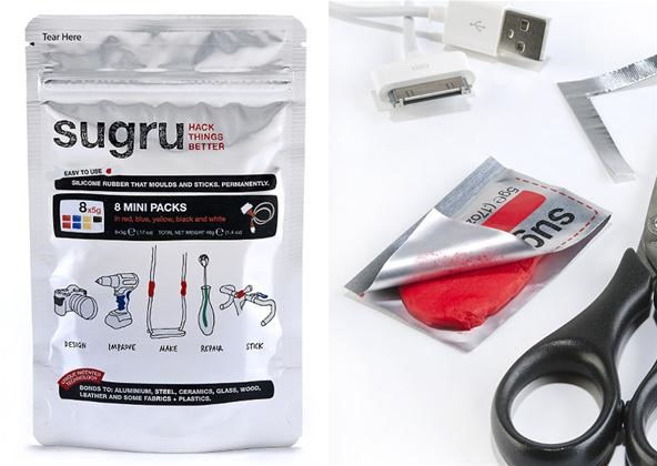 Mad Science Giveaway: What Would You Do with Sugru, the Magical Mold-Anything Goo? [CLOSED]