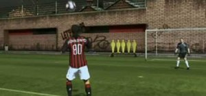 Juggle like Ronaldinho in Fifa 09 for PS3