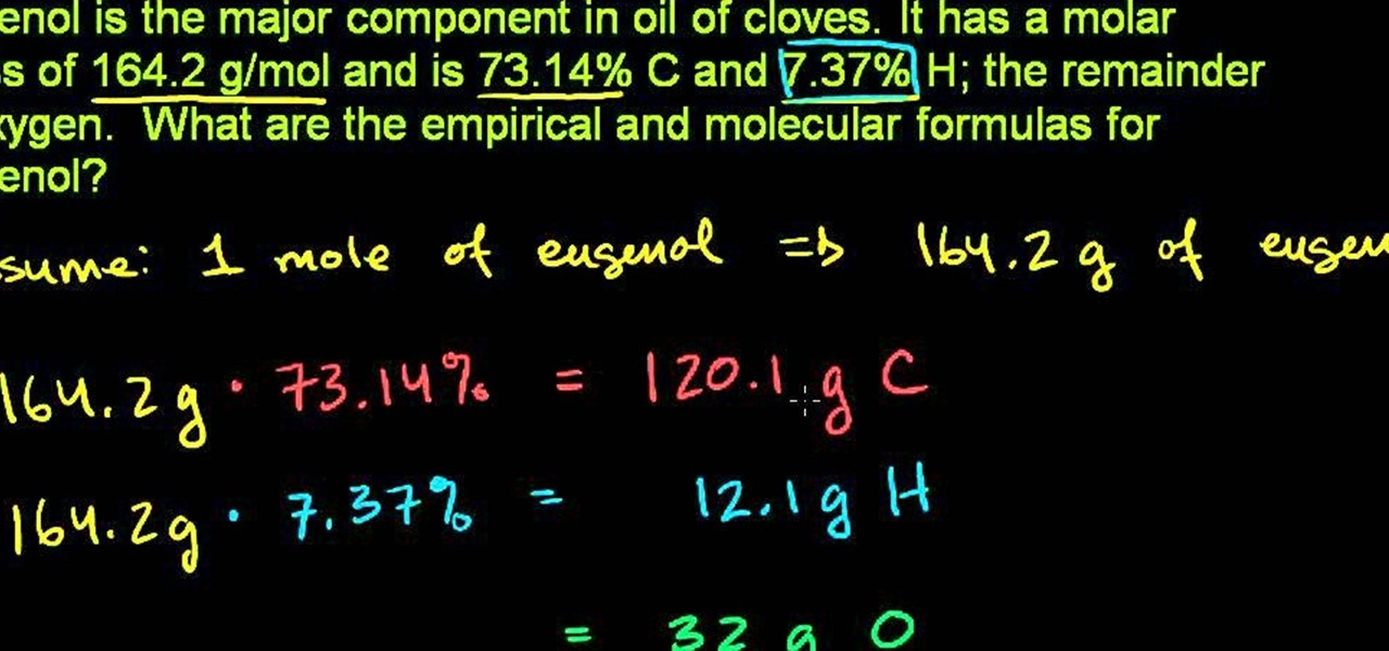chemistry on how to determine the Nikki has a master's degree in teaching chemistry and has taught high school chemistry, biology and astronomy  both the ka and kb expressions for dissociation can be used to determine an .