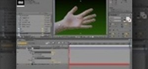 Animate with the puppet tool in After Effects CS3