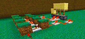 Make and Use ABBA Switches to Turn Your Redstone Around