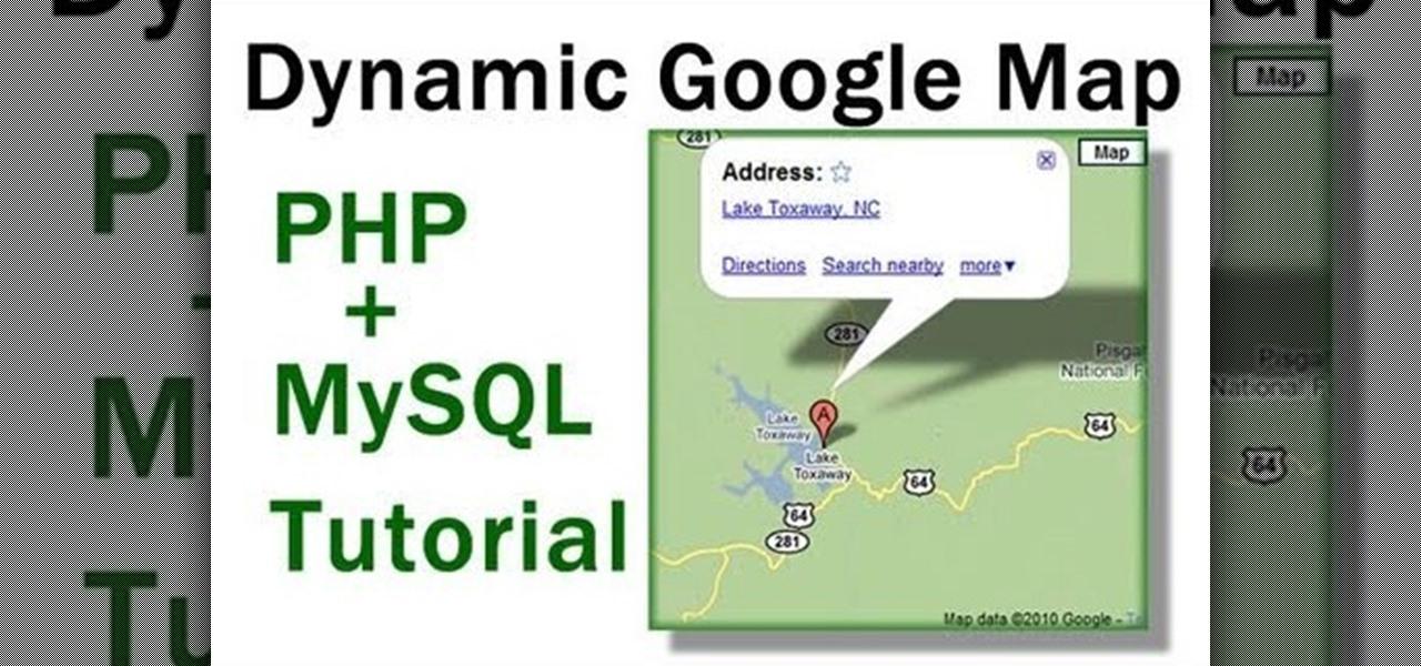 Php tutorial | using php mysql with google maps | susan martin.