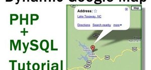 Incorporate Google Maps into your website
