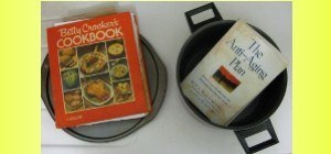Cookbooks for two ages