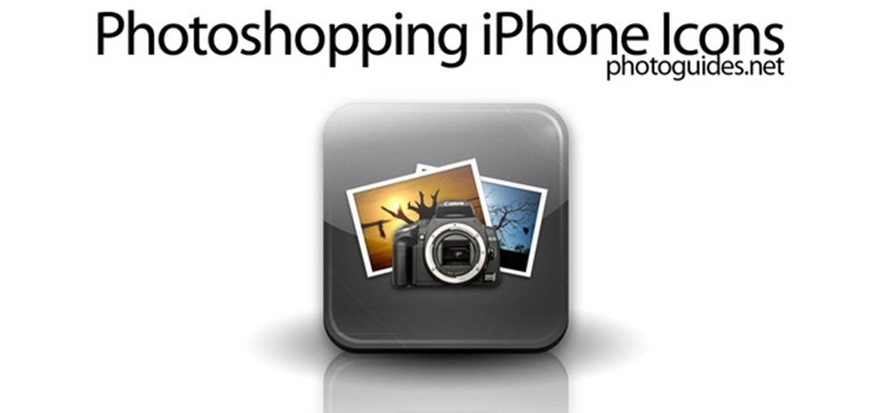 How to create iphone app icons in photoshop photoshop for Designing an iphone app