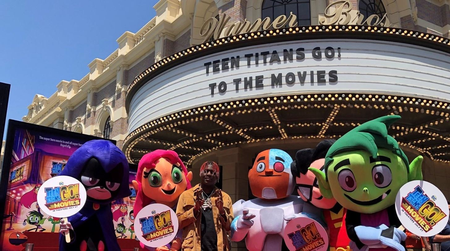 "[PutlockerS]!-HD Watch! ""Teen Titans GO to the Movies"" (2018) FuLL MOVIE [ONLINE-FREE] Streaming"