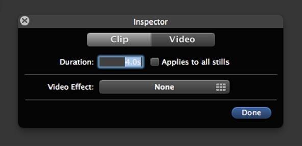how to change music on imovie trailer on mac