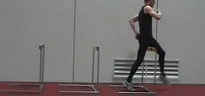 Do hurdle walk overs