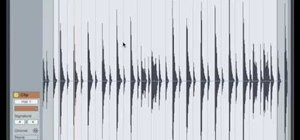 Quantize audio in Ableton Live 8