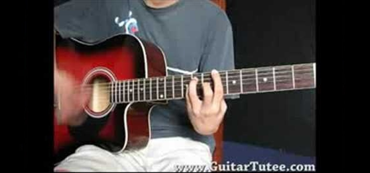 how to play with me by sum 41 on guitar