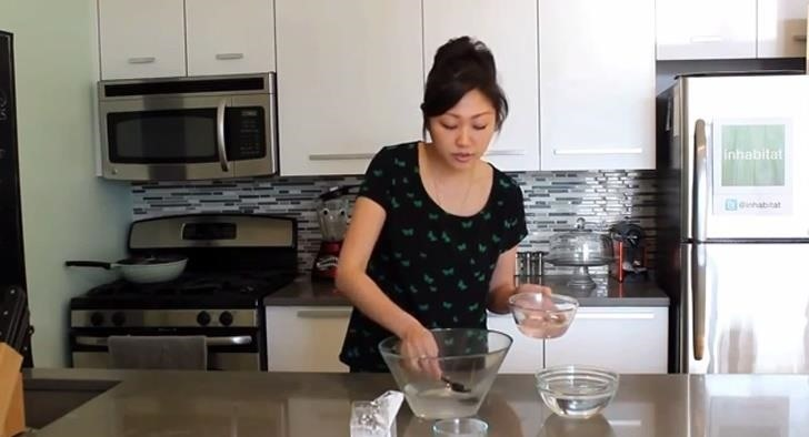 How to Make Water 'Bottles' You Can Eat