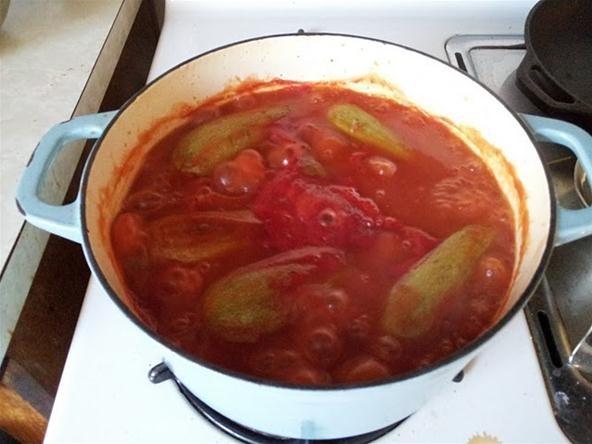 Food Photography Challenge: Homemade Arabic Stew
