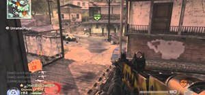 Accrue a high number of kills when playing Modern Warfare 2