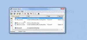 Create batch PDFs of Word, Excel or PowerPoint files