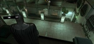 Dominate the challenge rooms in Batman: Arkham Asylum