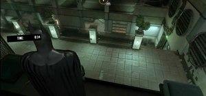 Dominate the challenge rooms in Batman: Arkham Asylum