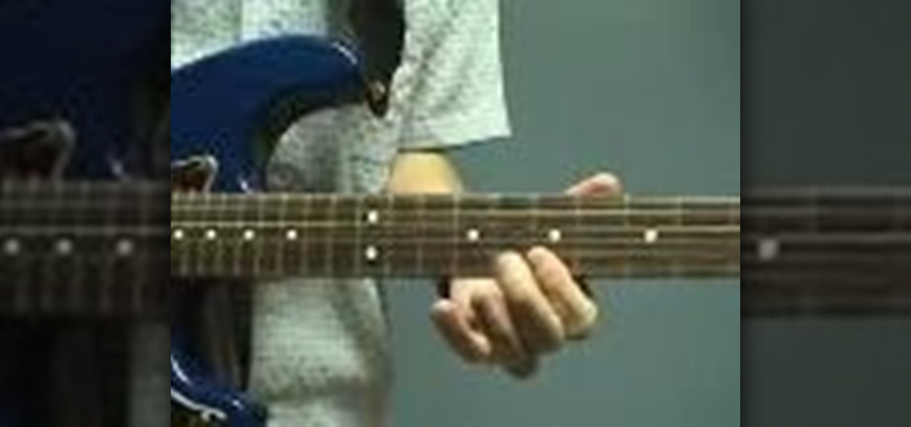 How To Play Gary Moore Style Blues Licks In The Key Of B Electric