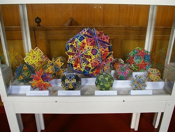 OCD Math Freak Spends Years on Intricately Hand-Cut Polyhedra