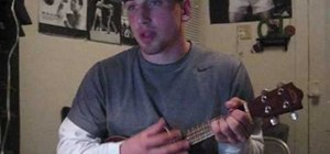 "Play ""Love Story"" by Taylor Swift on ukulele"