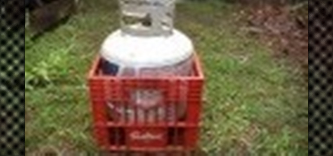 How to Use a Milk Crate to Transport a Propane Tank Safely ...
