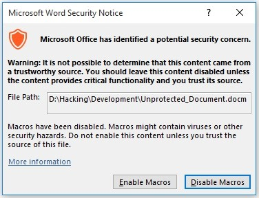 How to Create & Obfuscate a Virus Inside of a Microsoft Word Document