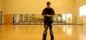 Do the P.Y.T. dance by the Jabbawockeez