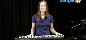 "Play ""The Scientist"" by Coldplay on piano or keyboard"
