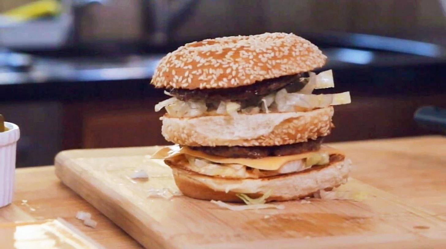 McDonald's Secret Sauce Revealed: Here's the Official Big Mac Recipe