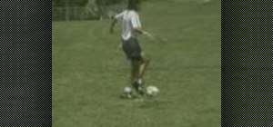 Practice the Push/Pull soccer drill